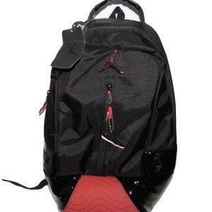 "Nike Air Jordan 11 Retro Bred Playoff 15"" Backpack"